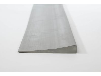Rubber drempelhulp 0,6cm grijs(tweedehands) art.nr: 306061