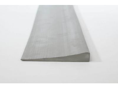 Rubber drempelhulp  1,2cm grijs(tweedehands) art.nr: 306120