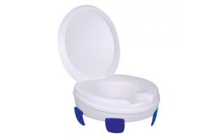 Toiletverhoger 11 cm met deksel